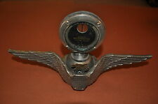 Boyce Moto Meter winged flip top eagle 1920's early vintage antique horseless