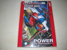 L' UOMO RAGNO ULTIMATE SPIDER-MAN VOL.1 POWER & RESPONSABILITY 2005(1-7ULTIMAT