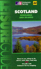 Scotland, Highlands and Islands (Leisure Guide),GOOD Book