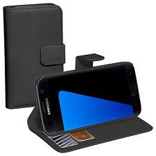 Pedea book cover Classic negro funda bolsa para Samsung Galaxy s7