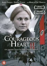 A COURAGEOUS HEART (Anna Paquin)  - DVD -  sealed PAL Region 2
