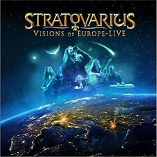 STRATOVARIUS - VISIONS OF EUROPE (REISSUE 2016)  2 CD NEU