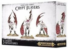 Warhammer Sigmar Vampires Flesh-eater Courts Crypt Flayers Horrors Vargheists