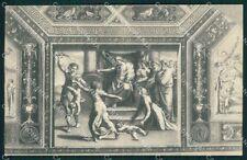 Roma Vaticano Raffaello Sanzio cartolina XB4197