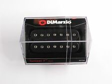 DiMarzio Ionizer 7 String Neck Humbucker Black W/Chrome Poles DP 709