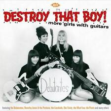 GIRLS WITH GUITARS 2 - DESTROY THAT BOY - CDCH 1224