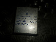 1997 JAGUAR XJ6 HELLA CRUISE / SPEED CONTROL UNIT ECU LNA1940AC 5GA006370