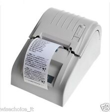 Thermal Receipt Printer USB Interface Brand New in Box with CD and Manual