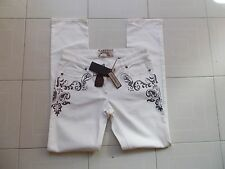 MALIPARMI (made in Italy) Jeans Pantaloni Donna Women's  Trousers Tg/SIZE IT 44