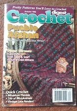 KNITTING CROCHET PATTERN BOOKLET patterns Quick Easy Crafts FREE POSTAGE