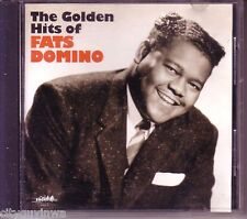 Golden Hits of FATS DOMINO Heartland Music 1990 Oop CD As Seen on TV 50s & 60s
