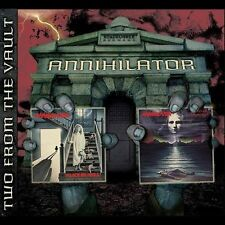 Alice in Hell/Never, Neverland by Annihilator (CD, Sep-2003, 2 Discs,...