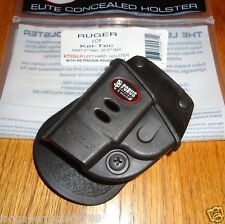 LEFT HAND FOBUS TACTICAL ELITE HOLSTER PADDL Kel-Tec P-3AT & .32 CONCEAL CARRY