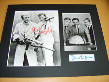 The Man From Uncle Genuine signed authentic autographs UACC / AFTAL