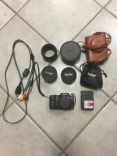 Sony Cyber-shot DSC-H20 10.1 MP Digital Camera With Adaptor Ring And Extras!!!