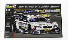 BMW M3 DTM 2012 Martin Tomczyk Car Revell 07082 1/24 Plastic Model Race Car Kit