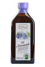 BLACK SEED OIL/Black Cumin(Nigella sativa)/cold pressed 250ml czarnuszka