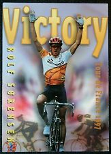 Tour de France  Rabobank   Rolf Sorenson   Photo Card VGC
