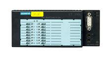 SIEMENS SIMATIC S7 6ES7132-1BH00-0XB0 E3 SIMATIC DP, Elektronikblock für ET 200L