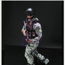 "12"" 1:6 Soldier Jungle ACU Action Figure Model Military Combat Suit Retail New"
