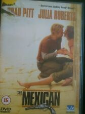 The Mexican (DVD, 2001) Brad Pit & Julia Roberts