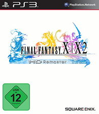 SONY PS3 Final Fantasy 10 10-2 X/X-2 HD Remaster PlayStation 3 gebraucht OVP TOP