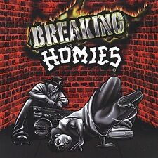 Breaking Homies by Various Artists (CD, Aug-2001, Thump Records)