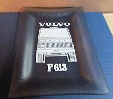 Vintage VOLVO F613 Truck Glass Plate - Volvo Advertising Promotional Truck - NEW