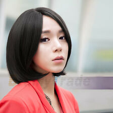 Popular Fashion New Style Cosplay Party Cute Straight Short Hair Wigs for womwan