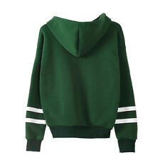 Unisex Women Hoodie Baggy Jumper Hooded Long Sleeve Sweatshirt Pullover Tops New
