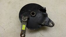 1973 suzuki ts125 enduro  S558-1~ rear brake plate