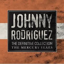 Definitive Collection The Mercury Years - Johnny Rodriguez (CD Used Very Good)