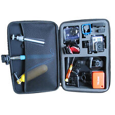 Portable Waterproof EVA Hard Case Box Bag For Gopro Hero 2 3 3+ 4 Large Size