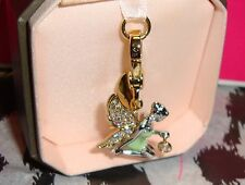NWT Juicy Couture Fairy Charm wear on Bracelet Necklace or Handbag