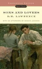 Sons and Lovers by D. H. Lawrence (2005, Paperback)