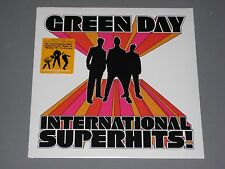 GREEN DAY  International Superhits! LP  New Sealed Vinyl    Superhits Super Hits