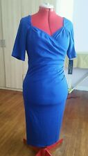 Stop Staring Royal Blue Sheba Dress Size 10, NWT!
