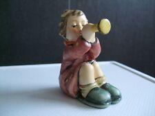 Göbel Figur 391  Mädchen Trompete spielend