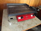 Lpg Gas Lava Rock Grill / Char Grill Large / Stake grill / Hotplate STEAK BBQ
