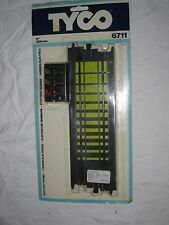 AD875 TYCO RAIL CONTROLLER 225 MM VOITURE CIRCUIT ELECTRIQUE GUIDE Ref 6711
