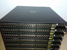 Dell Force10 S60-44T-AC 44port Gigabit w/4 SFP Ports  Switch Tested