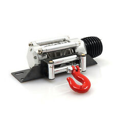 Yeah Racing 1/10 RC Rock Crawler HD Metal Steel Wired Winch Unit Type A YA-0386
