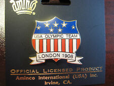 Team USA London 1908 Commemorative Olympic Pin