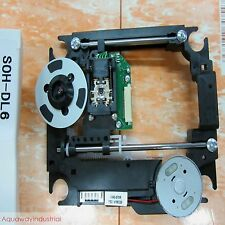 1PCS NEW OPTICAL PICK-UP LASER LENS SOH-DL6 FOR SAMSUNG DVD WITH MECHANISM PARTS