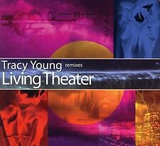TRACY YOUNG REMIXES: LIVING THEATER [DIGIPAK] (801342201724) (NEW CD)