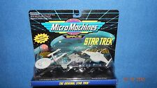 Galoob Micro Machines Star Trek set #65825 nrfp 1993 Set #1