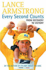 Every Second Counts, By LANCE ARMSTRONG, Good condition