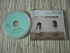 CD J-POP KIRORO - DIARY - JAPAN POP MUSIC USADO BUEN ESTADO