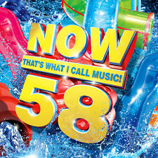 Now 58: That's What I Call Music - Various Artist (2016, CD NIEUW)