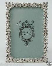 Olivia Riegel Princess Picture Photo Frame with Swarovski® crystals stones 4x6""